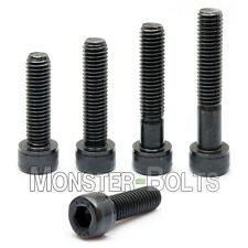 #8-32 Socket Head Caps Screws, Alloy Steel w/ Thermal Black Oxide coating SAE US