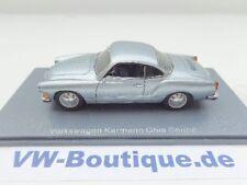 VW Karmann Ghia Tipo 14 Von Neo en Azul Gris - Tipo 14