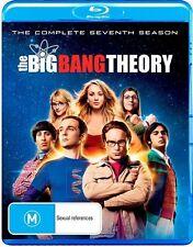 The Big Bang Theory : Season 7 (Blu-ray, 2014, 2-Disc Set)