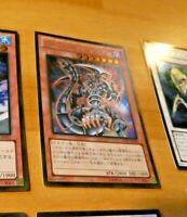 YUGIOH JAPANESE GOLD RARE HOLO CARD CARTE Dark Armed Dragon  GDB1-JP028 NM
