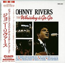 JOHNNY RIVERS-JOHNNY RIVERS AT THE WHISKY...-JAPAN MINI LP CD BONUS TRACK C94