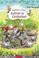 Aufruhr im Gemüsebeet von Nordqvist, Sven   Buch   Zustand akzeptabel