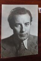 Postkarte Ansichtskarte Schauspieler