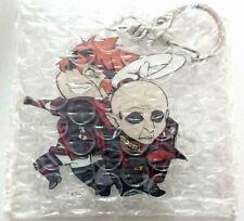 D.gray-man JF2020 Acrylic Keychain Strap Lavi Bookman Katsura Hoshino Japan Jump