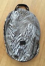 """Fitted Cover For Alexander McQueen Samsonite Hero Ribcage Suitcase 20"""" New"""