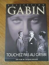 * TOUCHEZ PAS AU GRISBI * VENTURA MOREAU  COLLECTION 1 DVD JEAN GABIN