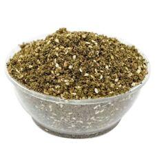 Organic Spice Powder Ground Zaatar Zatar Herbs Flavor Pure Israel Seasoning