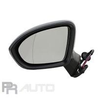 für AUDI A3 13 10 38-80 Spiegelglas 8P1 Beifahrerseite Außenspiegel rechts