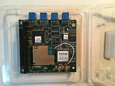 Eurotech COM-1289 - PC/104 Tri-Band GPRS/GSM-R & 12-Ch GPS Receiver Board