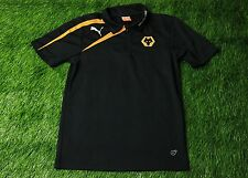 WOLVERHAMPTON 2013/2014 FOOTBALL SHIRT JERSEY POLO TRAINING PUMA ORIGINAL SIZE S
