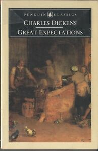 GREAT EXPECTATIONS - CHARLES DICKENS (en Anglais)