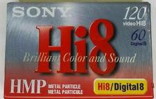 Sony Hi8 Digital8 120 Video P6-120HMPD1 Unopened Metal Particle Video Tape