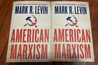 American Marxism Hardcover by Mark R. Levin–July 13, 2021