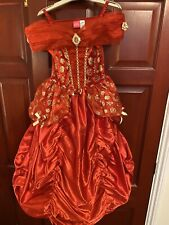 Children Fancy Dress Outfit - Belle - Size 7-8 Years