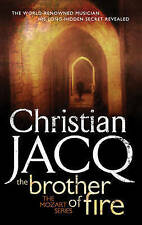 The Brother of Fire by Christian Jacq (Paperback)