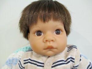 Darling Original Lee Middleton Vinyl & Cloth Baby Doll by Reva, 1998