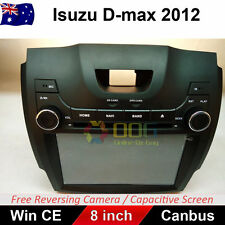 8 inch Car DVD Player GPS Navigation For Isuzu Dmax 2012-2016