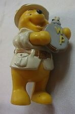 Winnie The Pooh Safari Outfit Small 3 Inch Collectible Kids Childrens Toy