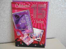 Celebrar 15 hoy Non Stop Dancing fin de semana temática tarjeta quince 15th estrella invitada