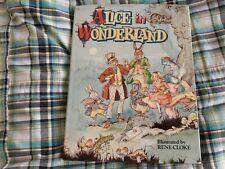 Alice In Wonderland, by Rene Cloke children book