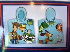 Toy Story Children's Kids Hooded Towel Primark Buzz Woody Beach Pool Holiday