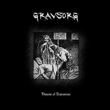 Gravsorg - Visions of Depression (Make A Change,Angantyr)
