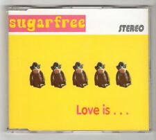 (HC202) Sugarfree, Love Is... - 1999 CD