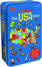 The Usa Game - University Games Scholastic - Ages 6+ | 2-4 players