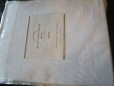 2 Pottery Barn Grand Embroidered standard  shams taupe New