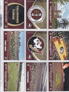 2015 PANINI FSU, GEORGIA, LSU, MIAMI, MICHIGAN & NEBRASKA COLLEGIATE CARDS