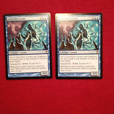MTG X2 Aeon Chronicler Jace Vs Vraska Magic the Gathering Rare Blue Cards