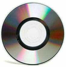 10 x Mini 8CM DVD+RW Camcorder Discs Scratch Proof ReWritable In Disc Sleeves