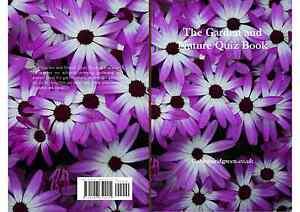 The Garden and Nature Quiz Book - Idea gift gardening book