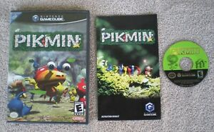Nintendo Gamecube Pikmin Complete in Box ~ Superb Condition ~