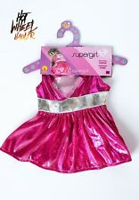 Rubies DC Comics Supergirl Pink Pet Dog Costume Dress Clothes Outfit Size Small