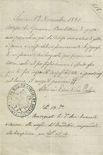 Lucca Collegiata SS. Paolino e Donato - Richiesta di Letto Per Figlio Miserabile