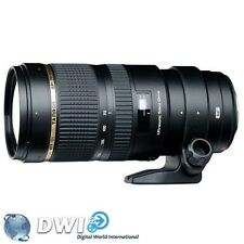 Tamron SP 70-200mm f/2.8 VC USD Di AF Lens for Canon