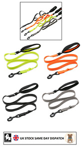 Truelove Dog Leash Padded Handle Reflective Dog Puppy Lead Strong Leads Training