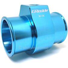 GReddy Radiator Hose Sensor/Breather Tank Adapter 34mm For 2JZ CA18 SR20 & More