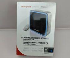 Honeywell Portable Wireless Doorbell and Push Button