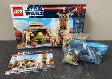 LEGO StarWars Jabba's Palace (9516)