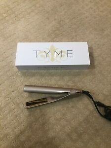 TYME Iron PRO Styling Hair Tool Curling Iron Hair Straightener and Hair Wand