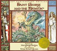 Saint George and the Dragon Paperback Margaret Hodges
