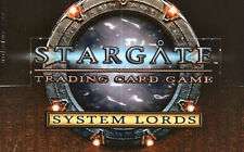STARGATE TCG CCG SYSTEM LORDS MISSION CARD Contact Giant Aliens #166