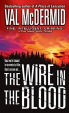 The Wire in the Blood (Dr. Tony Hill & Carol Jordan Mysteries)-ExLibrary