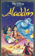 ALADDIN Walt Disney Classics VHS Robin Williams