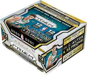2020-21 Panini Prizm NBA Basketball Hobby Box BREAK - (Random Teams) 6/19