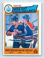 1983-84 O-Pee-Chee Wayne Gretzky #23