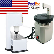 Dental Laser Pindex Drill Pin System+Grind Inner Model Arch Trimmer Trimming USA