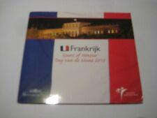 Frankrijk BU set 2010 Dag van de munt   (165)